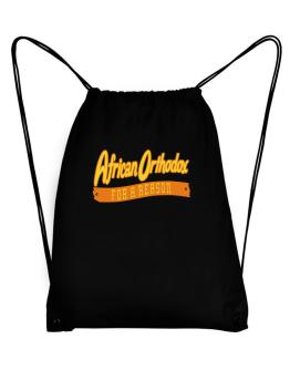 African Orthodox For A Reason Sport Bag