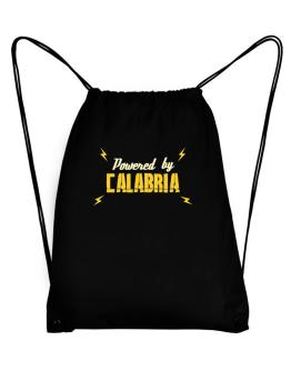 Powered By Calabria Sport Bag