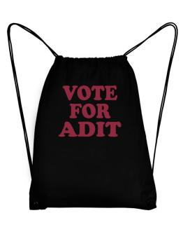Vote For Adit Sport Bag