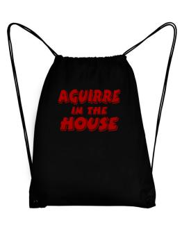 Aguirre In The House Sport Bag