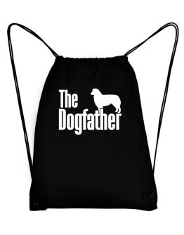The dogfather Australian Shepherd Sport Bag