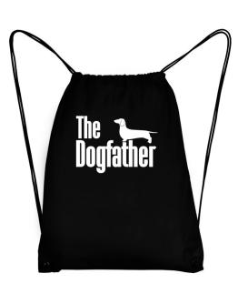The dogfather Dachshund Sport Bag