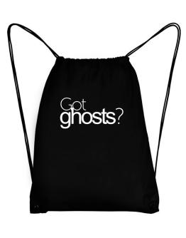Got Ghosts? Sport Bag