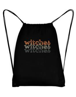 Witches repeat retro Sport Bag