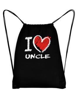 I love Auncle chalk style Sport Bag
