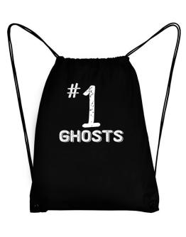 Number 1 Ghosts Sport Bag