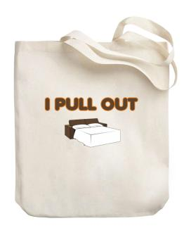Bolso de I pull out
