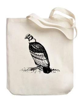 Andean Condor sketch Canvas Tote Bag