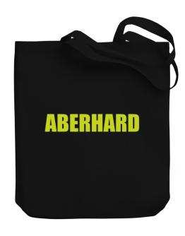 Aberhard Canvas Tote Bag