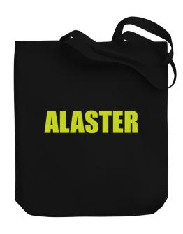 Alaster Canvas Tote Bag