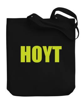 Hoyt Canvas Tote Bag
