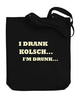 Officer: I Drank 4 Bottles Of Kolsch ... That Doesn