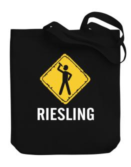 Riesling Canvas Tote Bag
