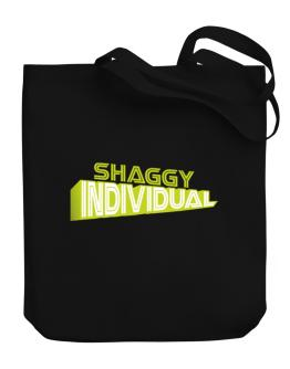 Shaggy Individual Canvas Tote Bag