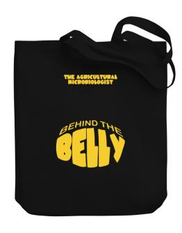 The Agricultural Microbiologist Behind The Belly Canvas Tote Bag