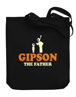 Gipson The Father Canvas Tote Bag