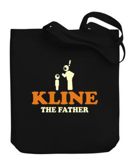 Kline The Father Canvas Tote Bag