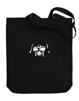I Can Teach You The Dark Side Of Ammonite Canvas Tote Bag