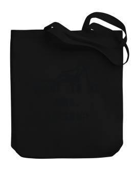 Want To Be Mrs. Gipson? Canvas Tote Bag