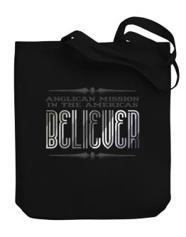Anglican Mission In The Americas Believer Canvas Tote Bag
