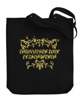 House Of Yahweh Canvas Tote Bag