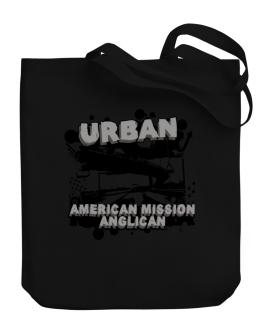 Urban American Mission Anglican Canvas Tote Bag