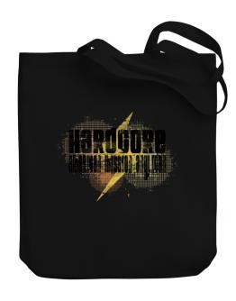 Hardcore American Mission Anglican Canvas Tote Bag