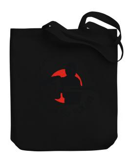 African Orthodox By Day, Ninja By Night Canvas Tote Bag