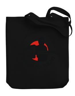 Anthroposophist By Day, Ninja By Night Canvas Tote Bag