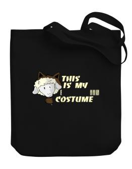 This Is My American Mission Anglican Costume Canvas Tote Bag