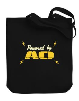 Powered By Ao Canvas Tote Bag