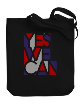 Bolso de Yes We Can - Obama Slogan
