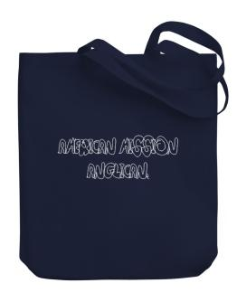 American Mission Anglican. Canvas Tote Bag