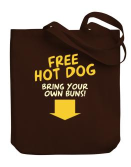 Bolso de Free Hot Dog, Bring Your Own Buns! !