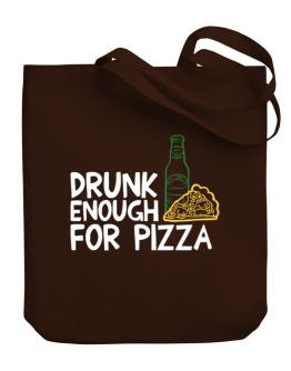 Bolso de Drunk enough for pizza