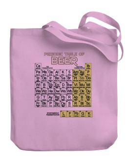Bolso de Periodic Table of Beer