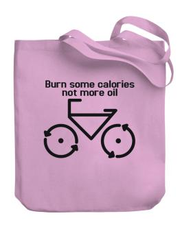 Bolso de  Burn some calories not more oil