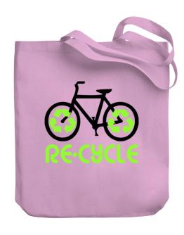 Bolso de Recycle bicycle