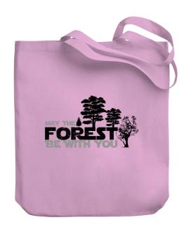Bolso de May the forest be with you