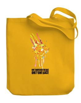 Bolso de One Thousand Colors, Only One Race
