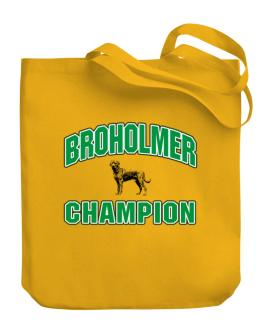 Broholmer champion Canvas Tote Bag