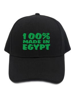 100% Made In Egypt Baseball Cap