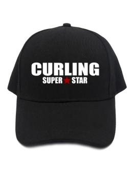 Super Star Curling Baseball Cap