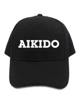 Aikido Simple / Basic Baseball Cap