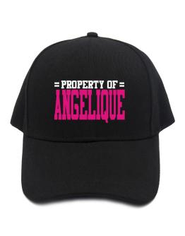 Property Of Angelique Baseball Cap