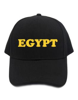 Egypt - Simple Baseball Cap