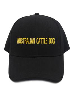 Australian Cattle Dog Simple / Cracked / Vintage / Old Baseball Cap