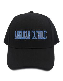Anglican Catholic - Simple Athletic Baseball Cap