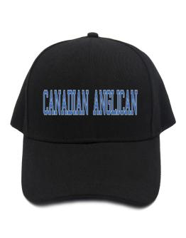 Canadian Anglican - Simple Athletic Baseball Cap
