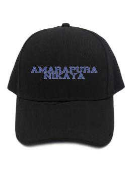 Amarapura Nikaya - Simple Athletic Baseball Cap